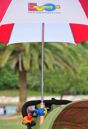 Soporte paraguas