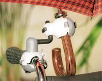 Soporte paraguas silla de ruedas